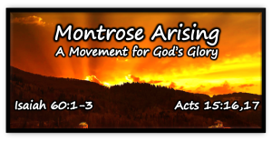 Montrose Arising Logo