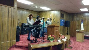 praise team hearne