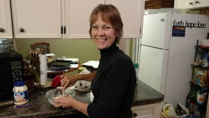 susan in kitchen
