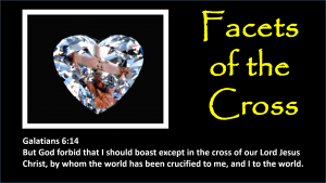 Facets of the cross
