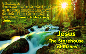 Storehouse of Riches